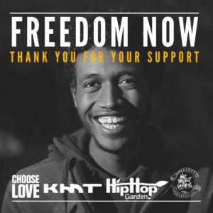 Freedom now thanks (3)